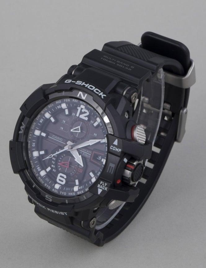 G-Shock GW-A1100-1AER Watch - Black