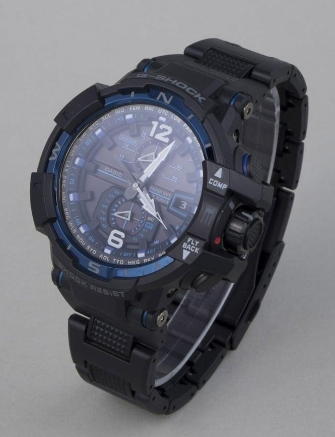 G-Shock GW-A1100FC-1AER Watch - Black
