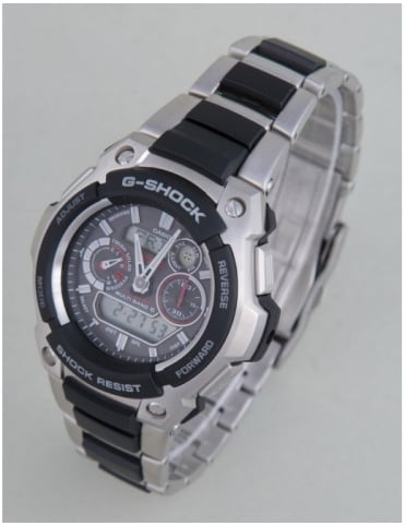 G-Shock MTG-1500-1AER Watch - Silver/Black