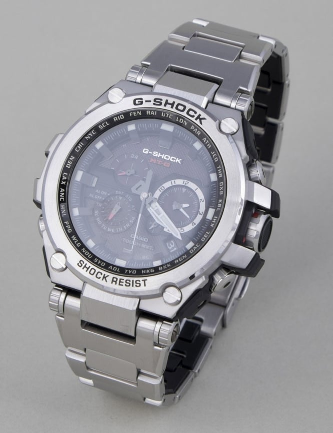 G-Shock MTG-S1000D-1AER Watch - Silver