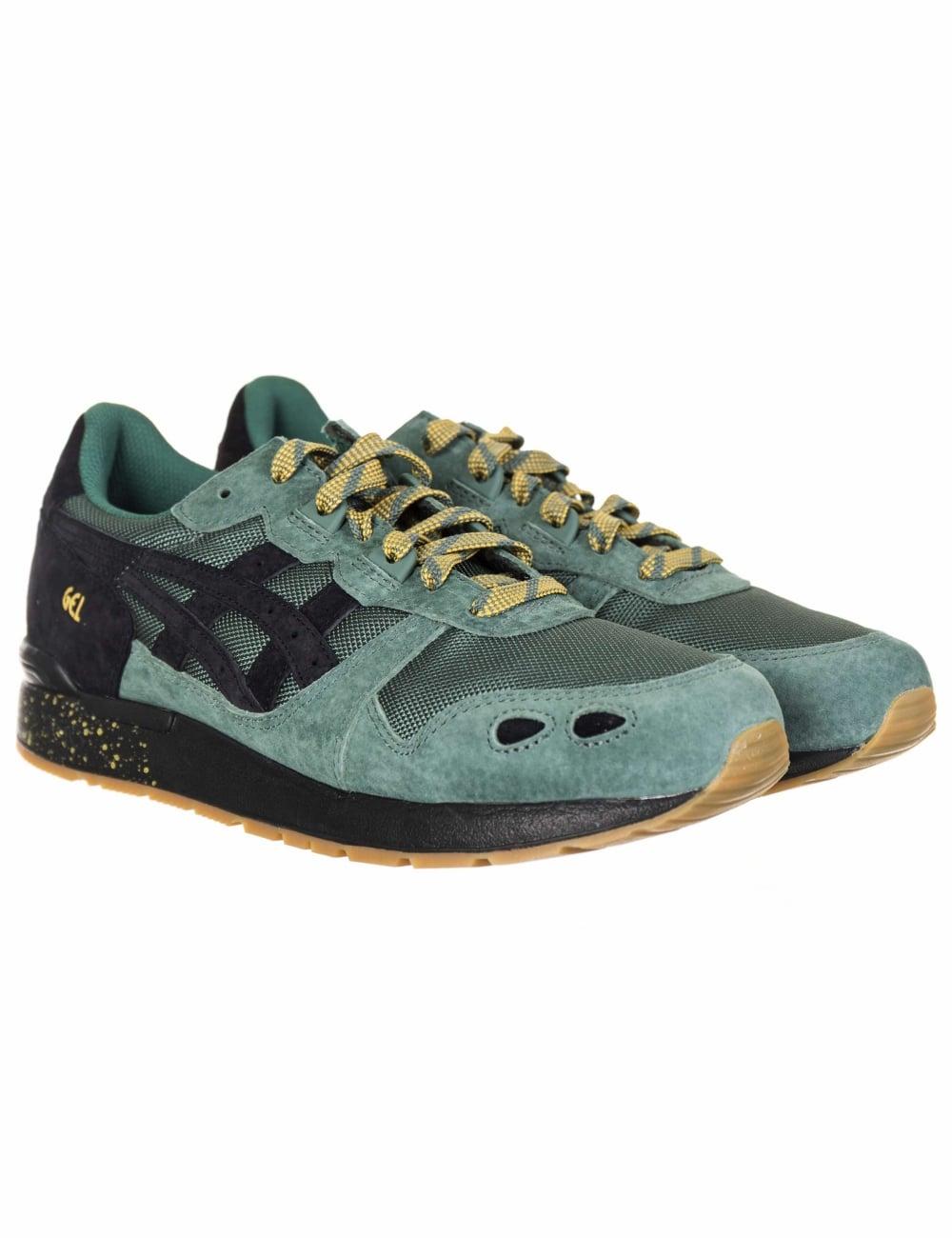 buy popular 3c76b 4c765 Gel Lyte Shoes - Dark Forest/Black
