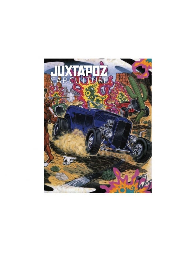 Gingko Press Juxtapoz Car Culture