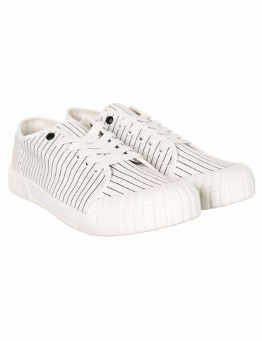Hurler Low Shows - White