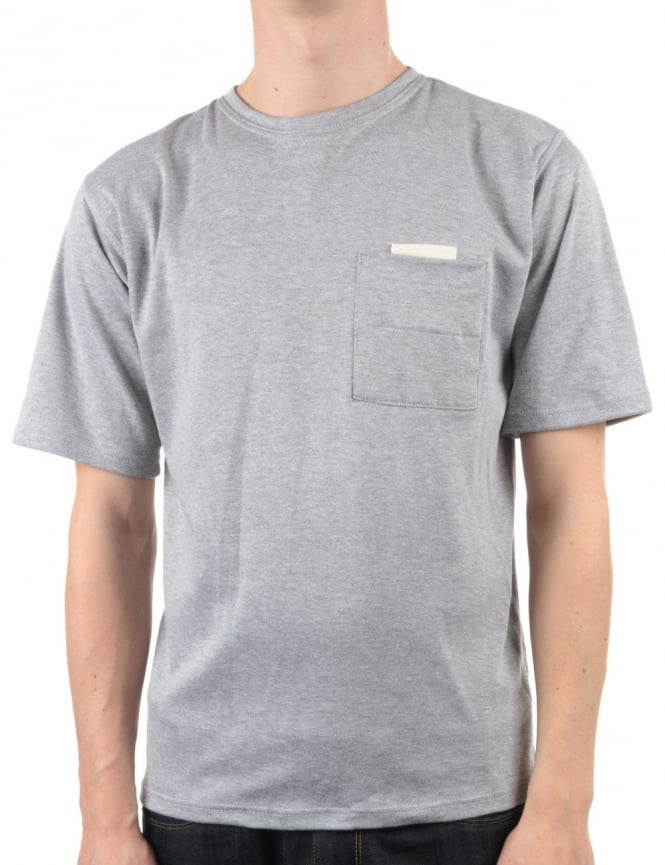 Guild of Labour Crew T-Shirt - Grey