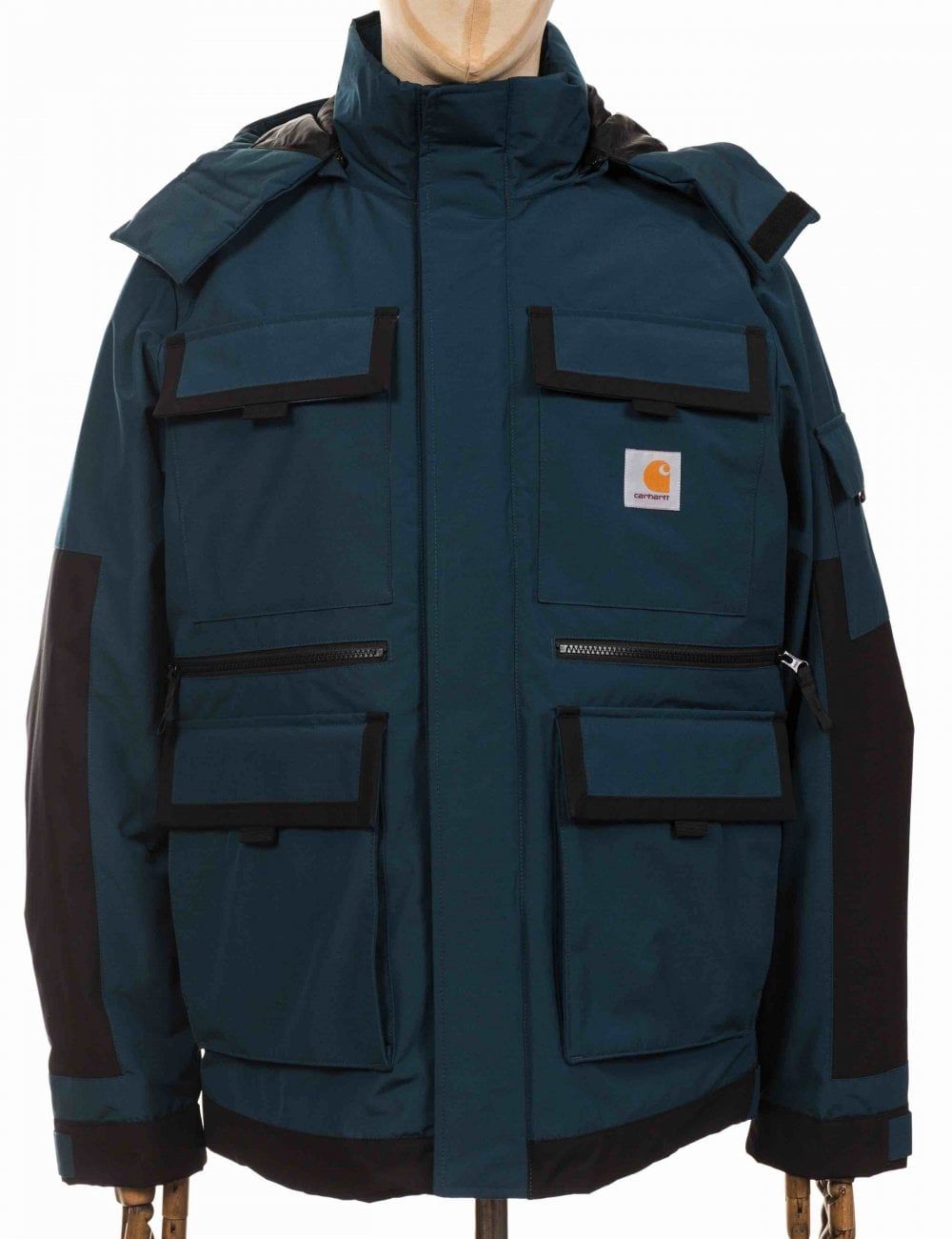 Hendon Jacket Duck Blue