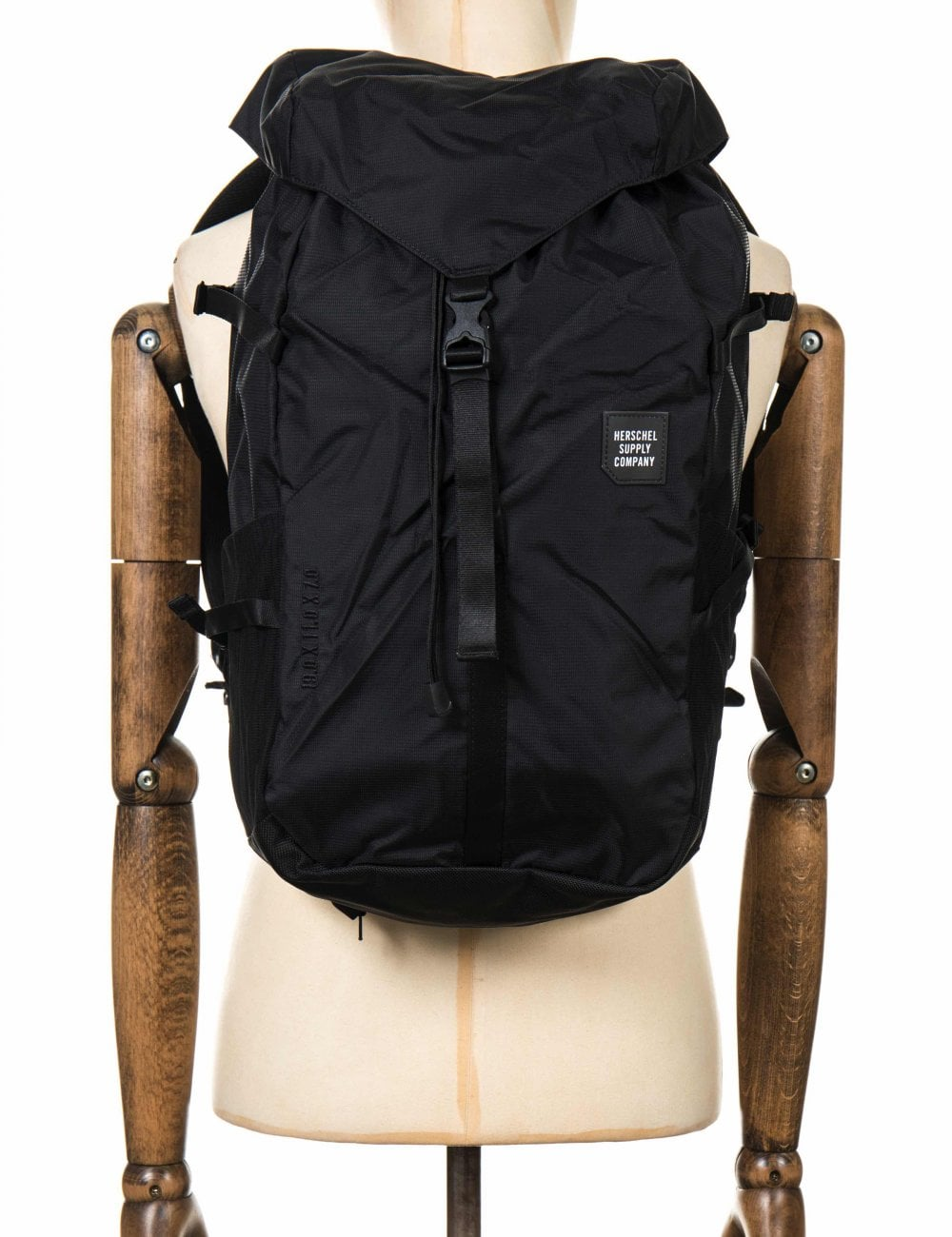 59c8009c013 Herschel Supply Co Barlow Trail Backpack Large 27L - Black ...