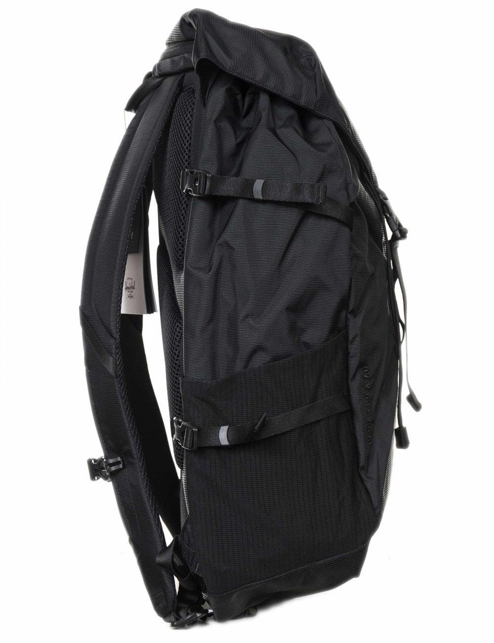 59c8009c013 Herschel Supply Co Barlow Trail Backpack Large 27L - Black ...
