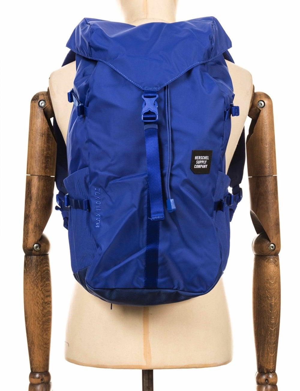 6849f2daa37 Herschel Supply Co Barlow Trail Backpack Large 27L - Deep Ultramarine