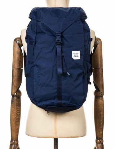 Herschel Supply Co Barlow Trail Backpack Large 27L - Medieval Blue 65cfef6034aff