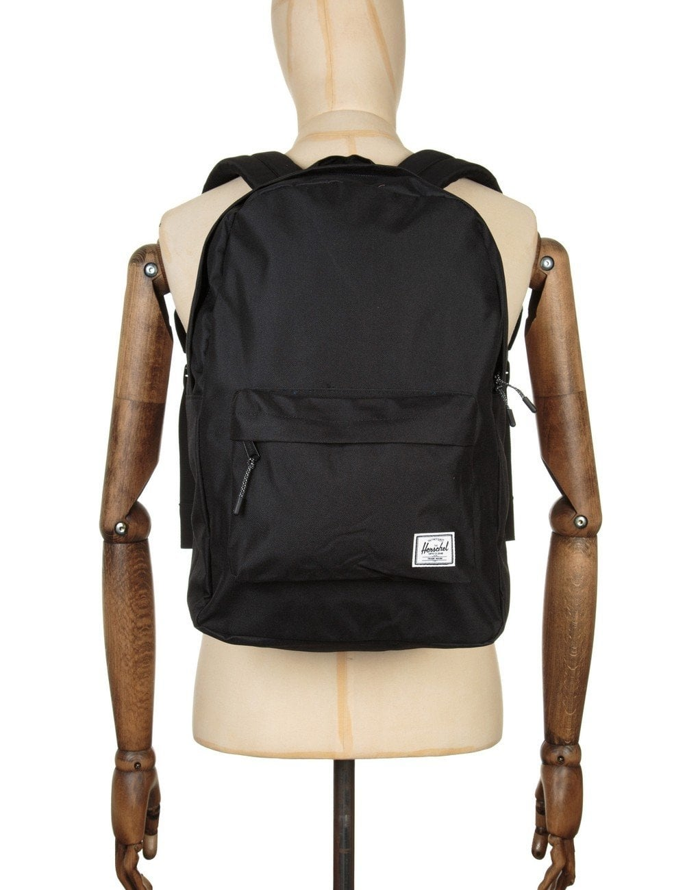 25a4022fd8 Herschel Supply Co Classic Backpack - Black - Accessories from Fat ...