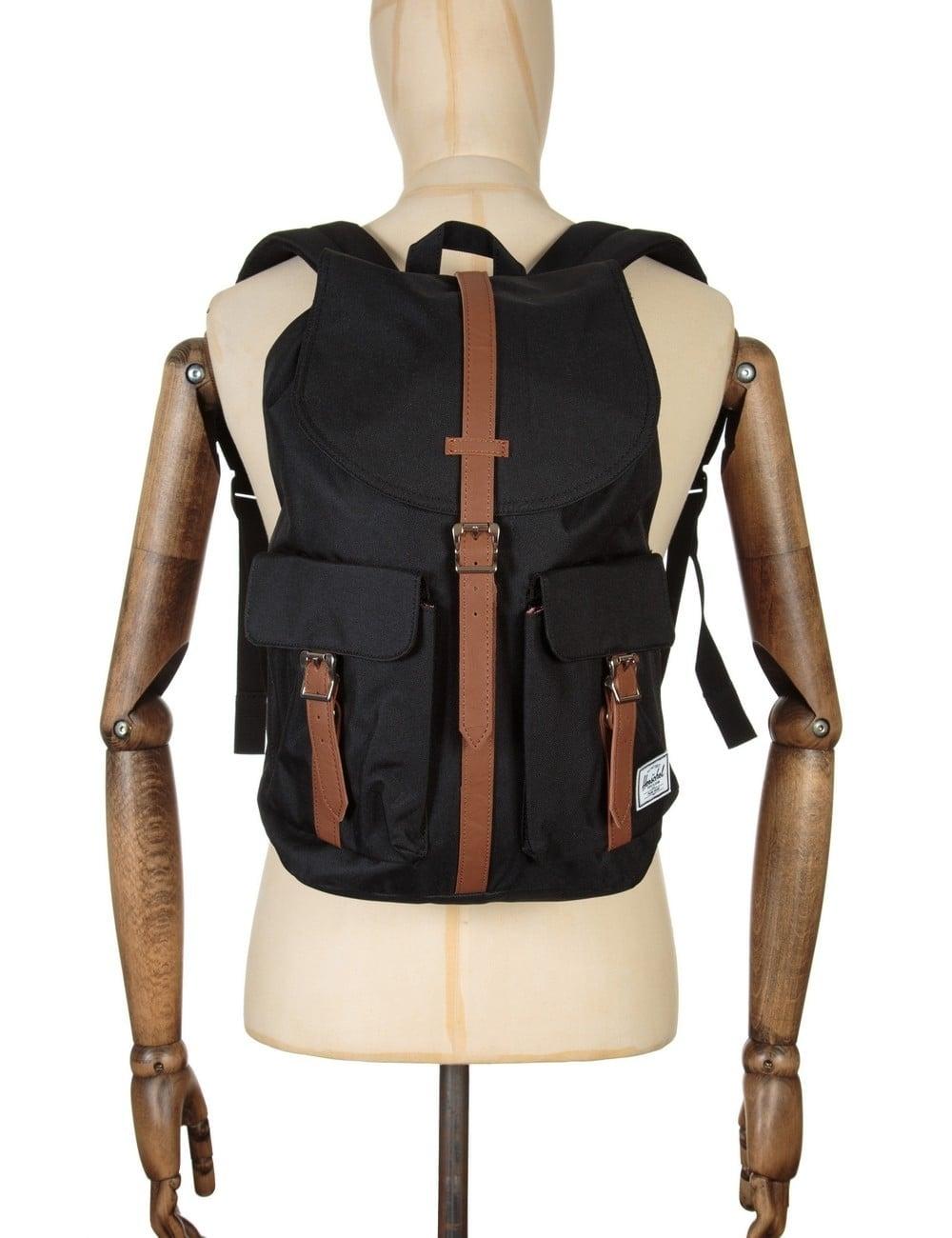 Herschel Supply Co Dawson 20.5L Backpack - Black Tan - Accessories ... bd63834e27745