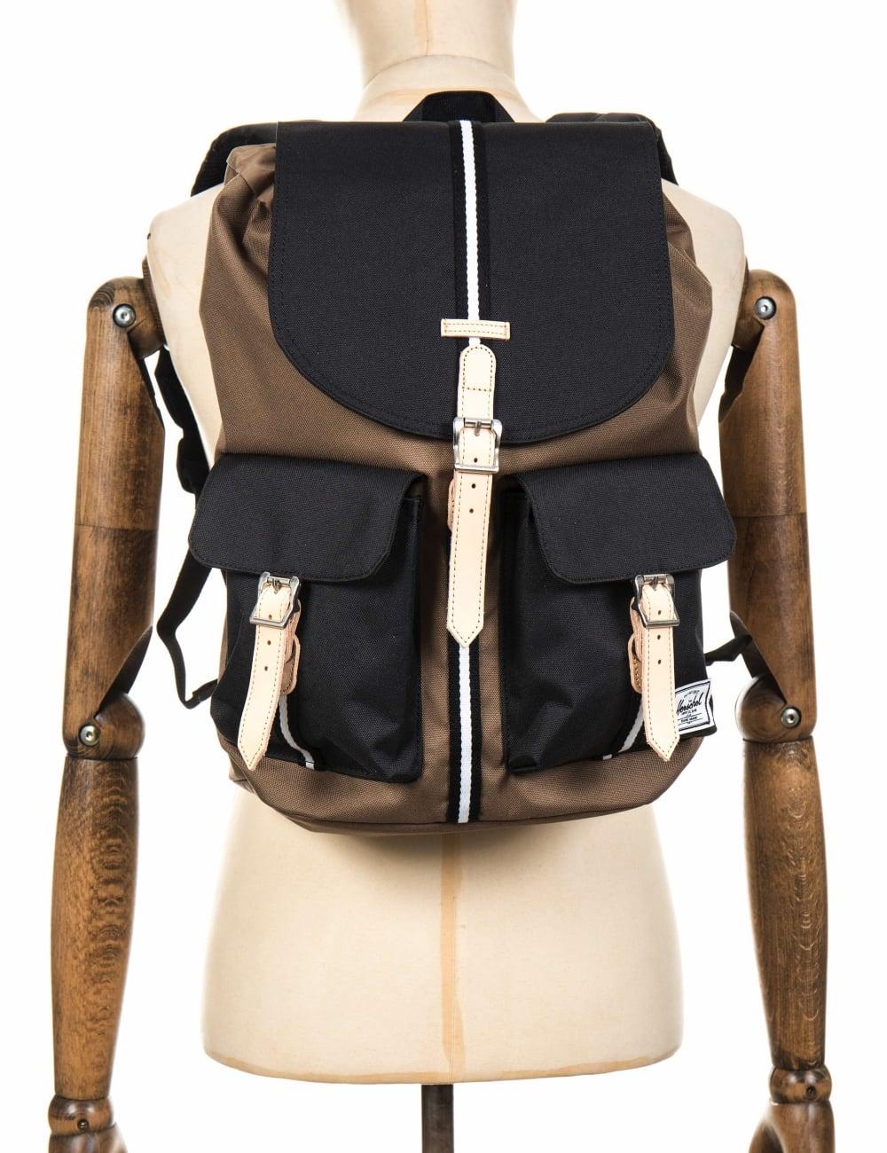 78a97e7c32 Herschel Supply Co Dawson 20.5L Backpack - Cub Black White ...