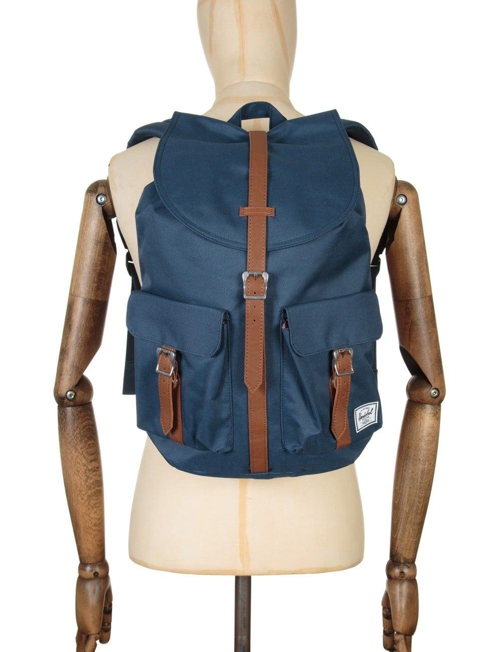 d1245077efd Herschel Supply Co Dawson 20.5L Backpack - Navy Tan - Accessories ...
