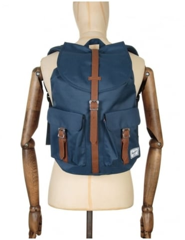 Herschel Supply Co Dawson 20.5L Backpack - Navy/Tan