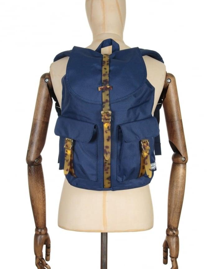Herschel Supply Co Dawson 20.5L Backpack - Twilight Blue/Tortoise Shell