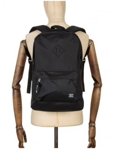 Herschel Supply Co Heritage 21.5L Backpack - Black/Black Rubber