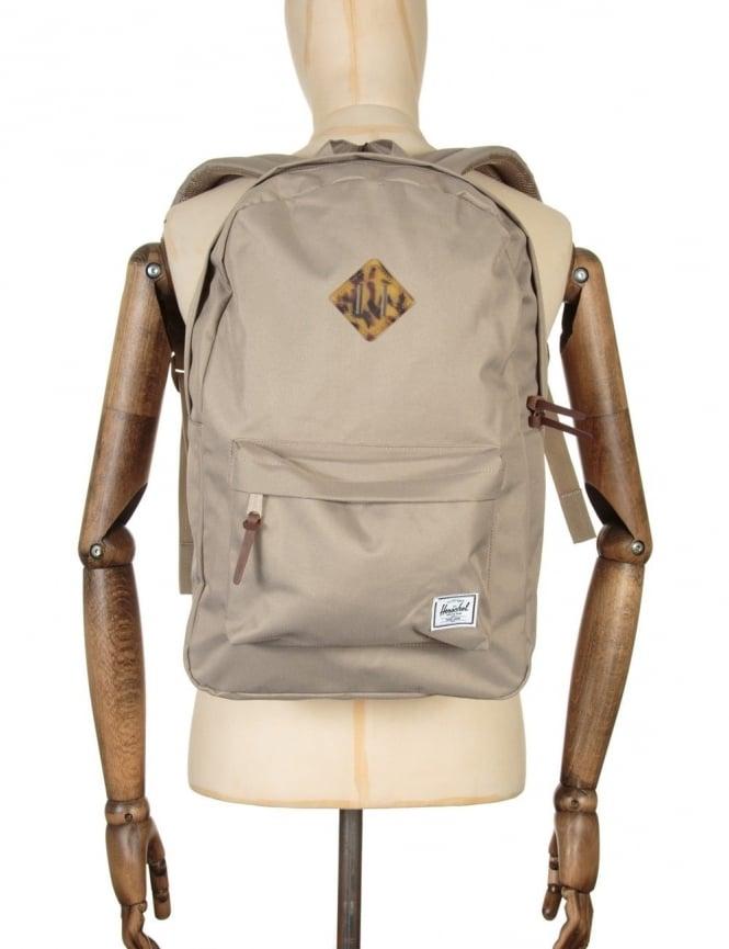 Herschel Supply Co Heritage 21.5L Backpack - Brindle/Tortoise Shell