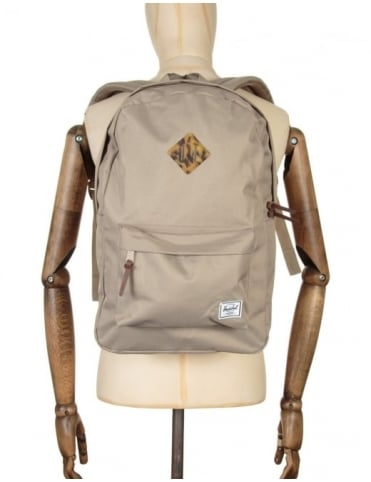 Herschel Supply Co Heritage 21.5L Backpack - Brindle/Tortoise Shell