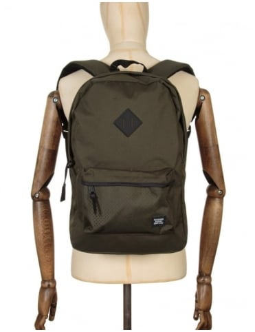 Herschel Supply Co Heritage 21.5L Backpack - Forest Night/Black Rubber