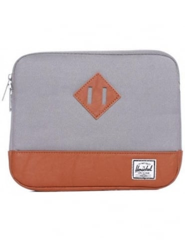 Heritage iPad Sleeve - Grey