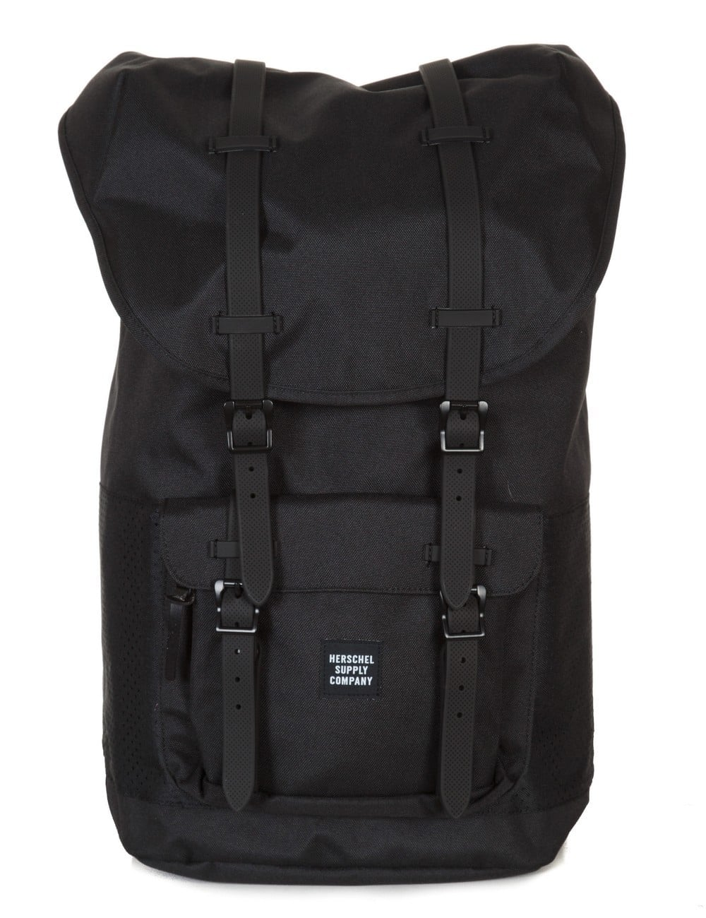 buy official site huge discount Herschel Supply Co Little America 25L Backpack - Black/Black ...