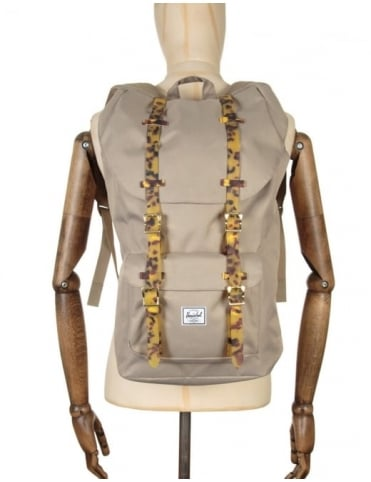 Herschel Supply Co Little America 25L Backpack - Brindle/Tortoise Shell
