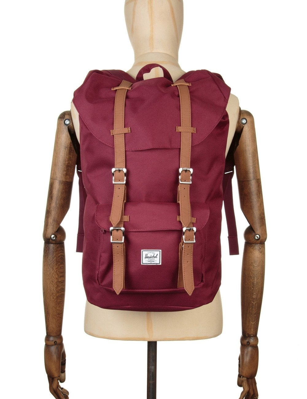 1bf59b220c8 Herschel Supply Co Little America Backpack - Windsor Wine Tan ...