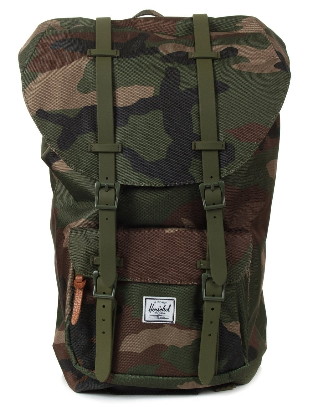 5e34e1c7e22 Herschel Supply Co Little America - Woodland Camo - Accessories from ...