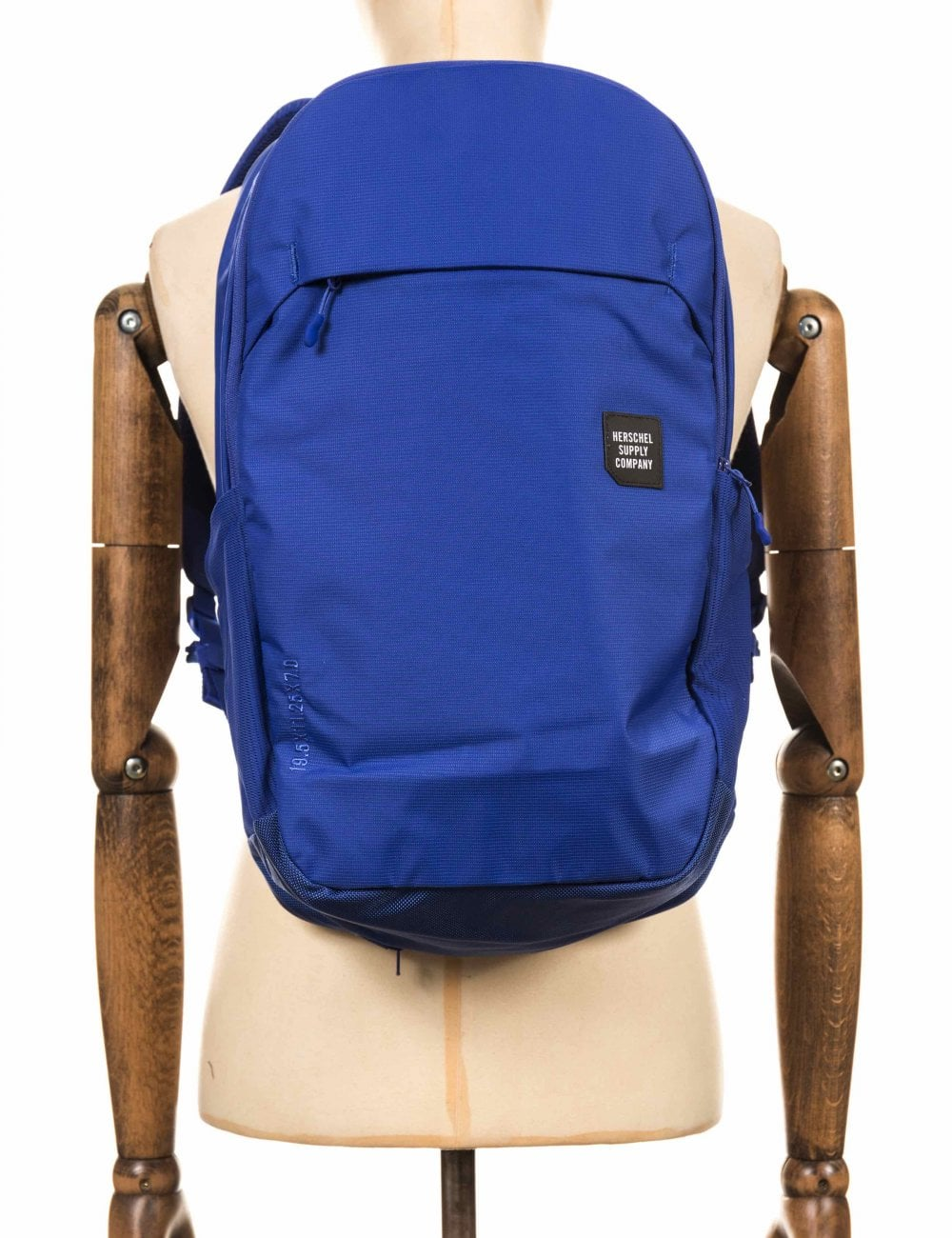 ac76580e3e0 Herschel Supply Co Mammoth Trail Backpack Large 23L - Deep Ultramarine
