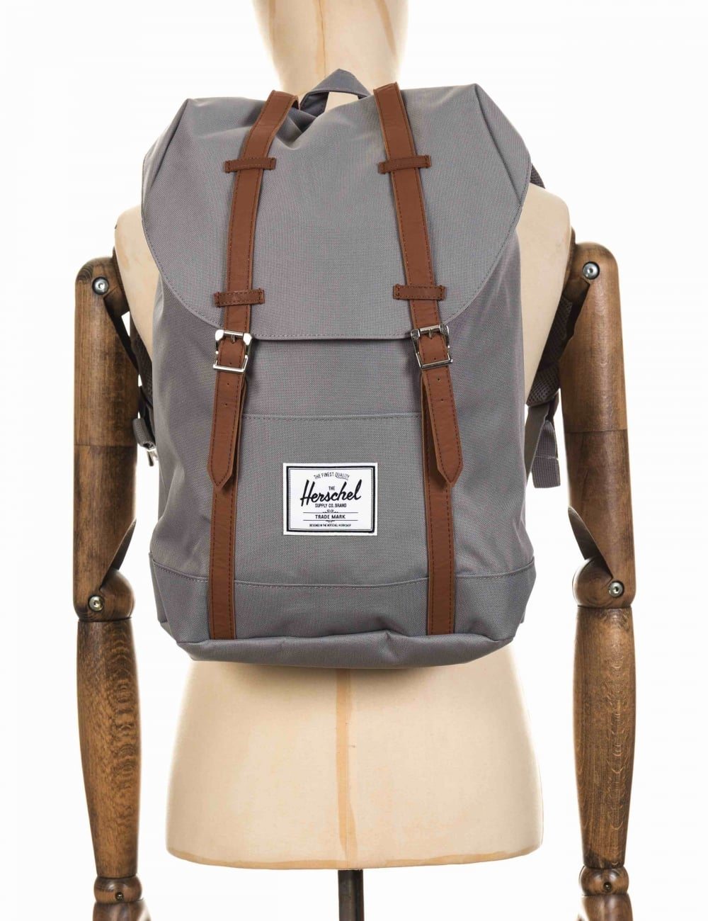 3b6b0828ba9b Herschel Supply Co Retreat 19.5L Backpack - Grey Tan - Accessories ...