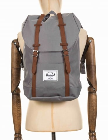 Retreat 19.5L Backpack - Grey/Tan
