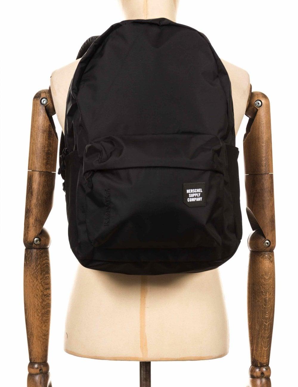 6758fce3a Herschel Supply Co Rundle Trail Backpack 24.5L - Black - Bag Shop ...