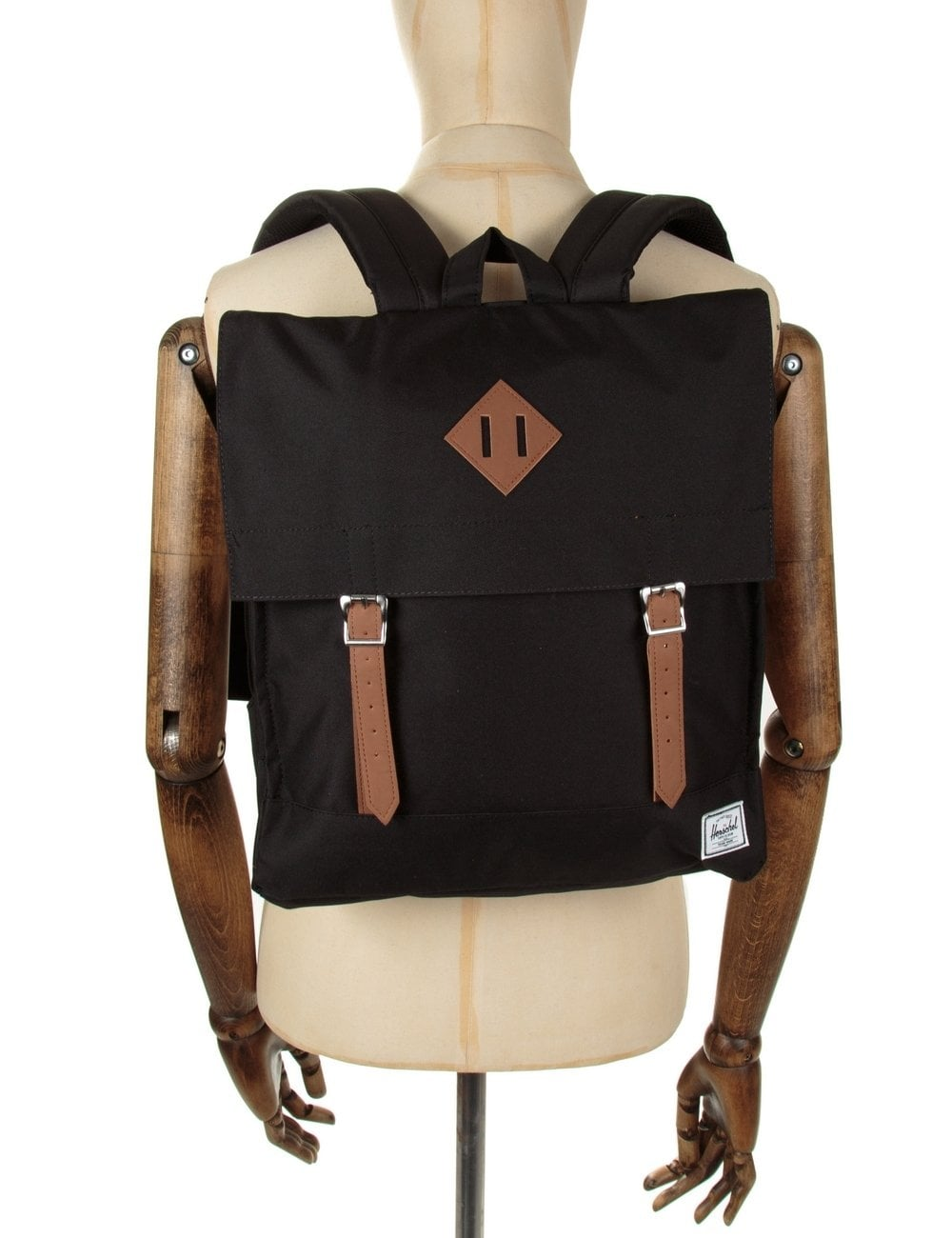 aea7bef69d Herschel Supply Co Survey Backpack - Black Tan - Accessories from ...