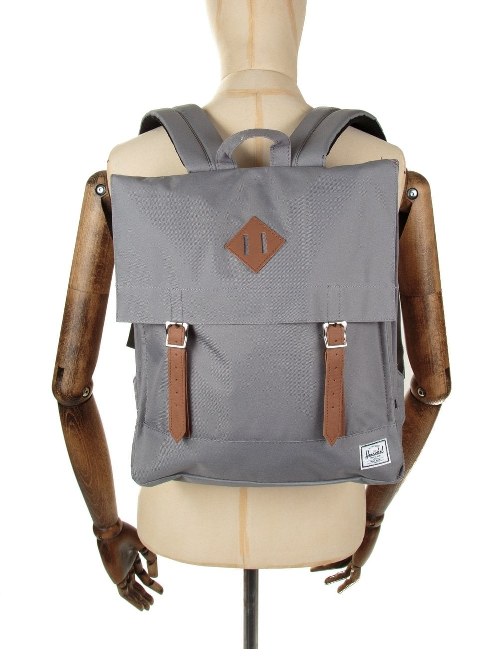 a57c8921350 Herschel Supply Co Survey Backpack - Grey Tan - Accessories from Fat ...