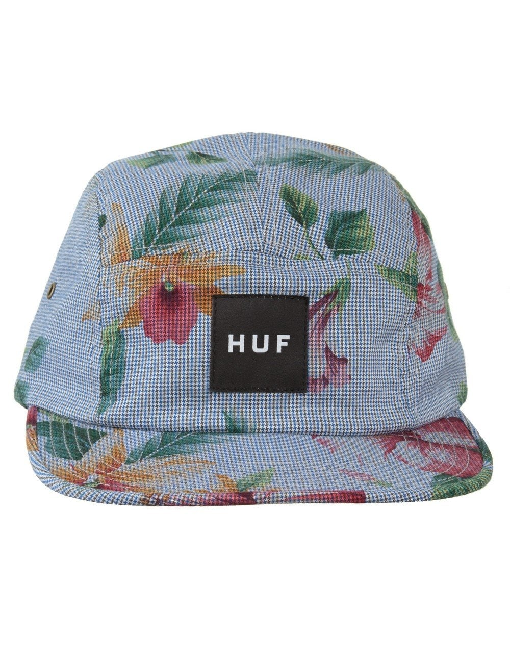 749bf8a020e14 Huf Aloha Aina Volley Hat - Blue - Accessories from Fat Buddha Store UK
