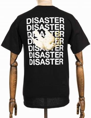 Disaster Dove Tee - Black