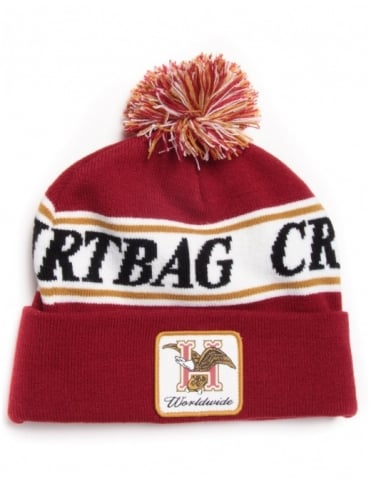 Domestic Beanie - Red