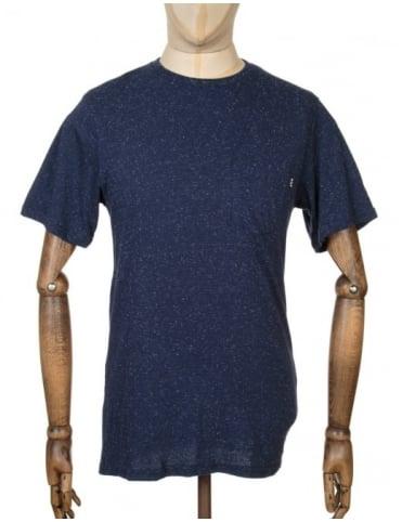 Huf Nepp Pocket T-shirt - Navy