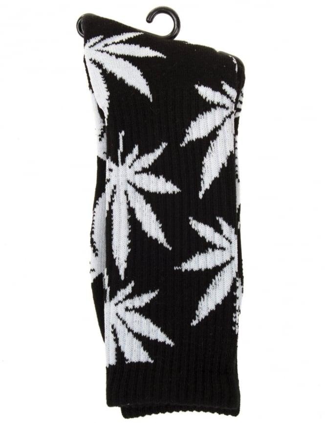 Huf Plantlife Socks - Black/White