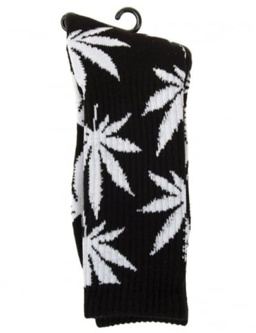 Plantlife Socks - Black/White