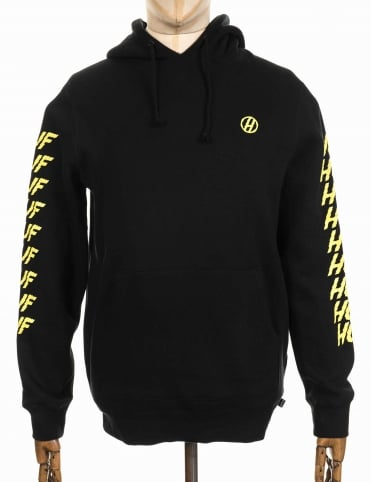 Shocker Hooded Sweat - Black