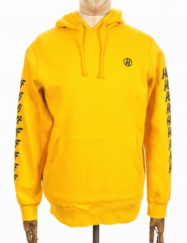 Shocker Hooded Sweat - Mustard