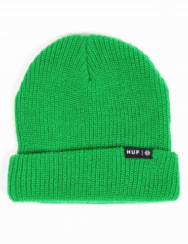 Usual Beanie - Kelly Green