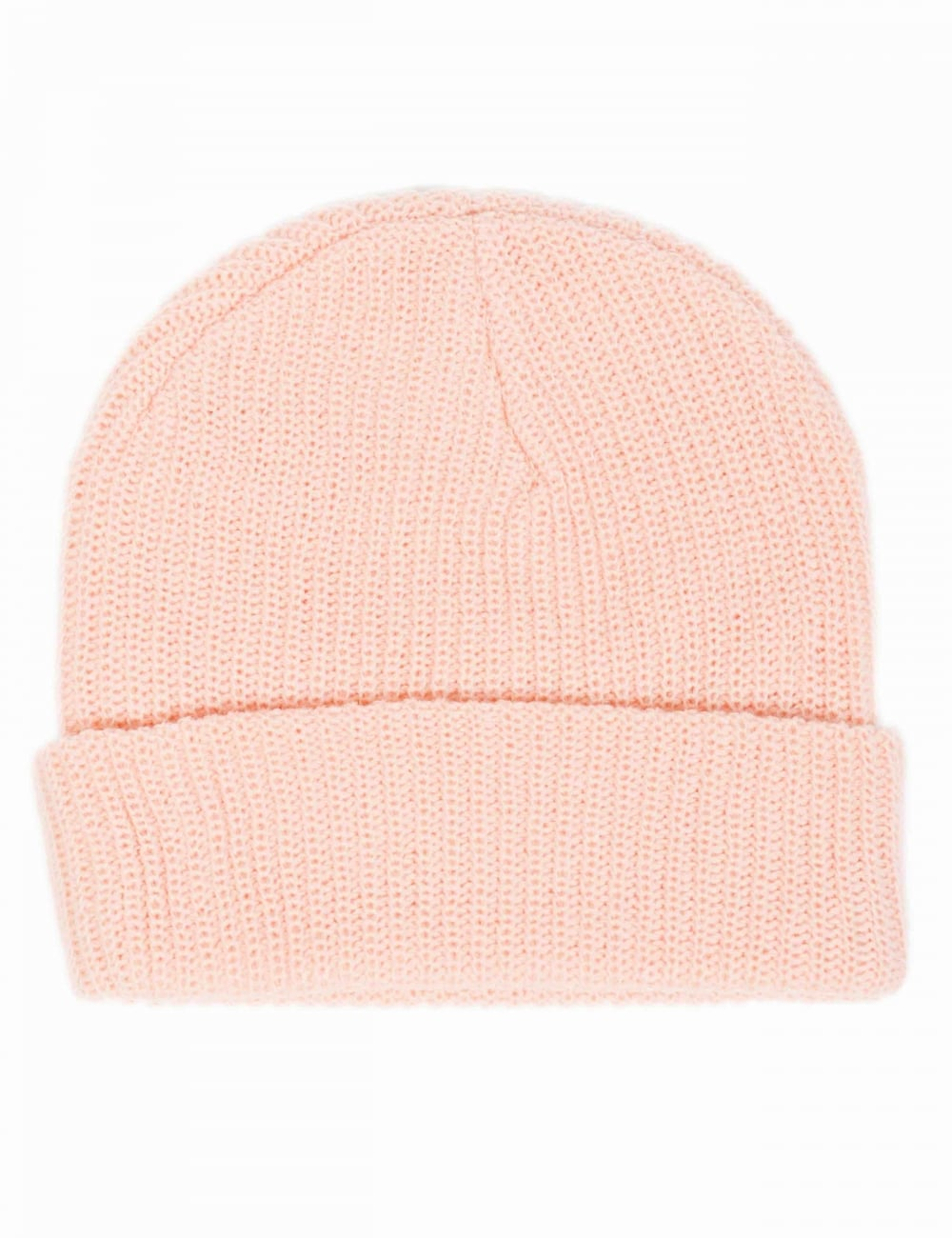 Huf Usual Beanie - Pink - Accessories from Fat Buddha Store UK fea40e396ed