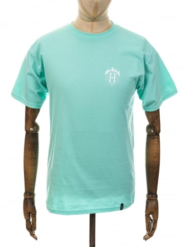 Huf x Thrasher TDS T-shirt - Mint
