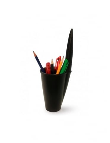 J-Me Gifts Pen Pot Lid - Black