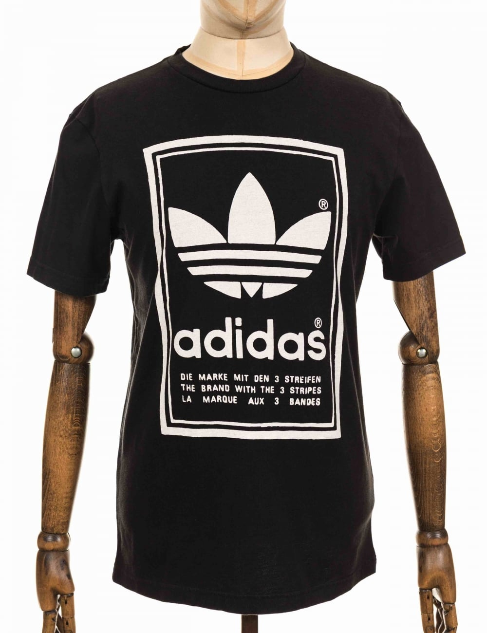 Adidas Archive Tee Fat Black Clothing Originals Japan From 1FFcWArq