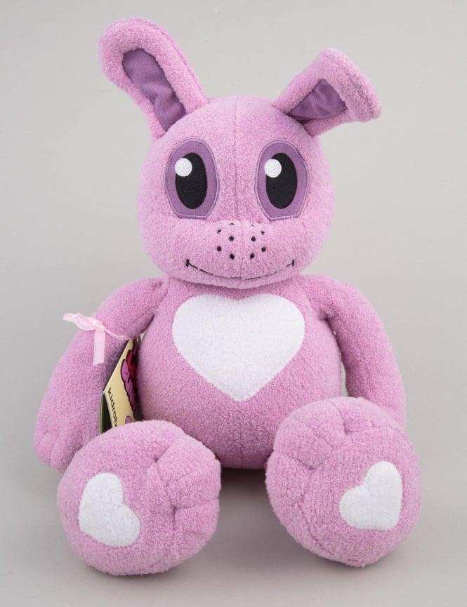 Kid Robot Love Bunny Plush 16-inch