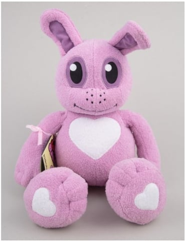 Kid Robot Love Bunny Plush 16-inch