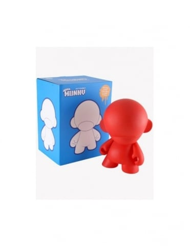 Kid Robot Mega Munny DIY Toy - Red